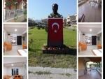 İzmir dikili salihleraltı satılık denize 0 güvenlikli site içerisinde