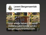 İzmir berdama osb de satılık sanayi imarlı arsa 5.000 m2.