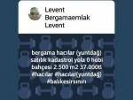 İzmir bergama kozak satılık tamirat isteyen taş köy evi 2+1 500 m2