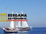 izmir dikili salihleraltı tunçkent sitesi arkası satılık denize arsa